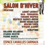 Carmaux : Salon d'hiver, exposition à la Maison de la Citoyenneté