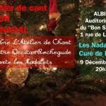 Albi : Nadalets du Curé de Busque à l'Auditorium Bon Sauveur
