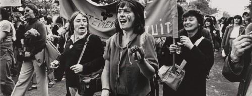 Lutte des femmes, progrès pour tous / © Catherine Deudon, bibiothèque Marguerite Durand