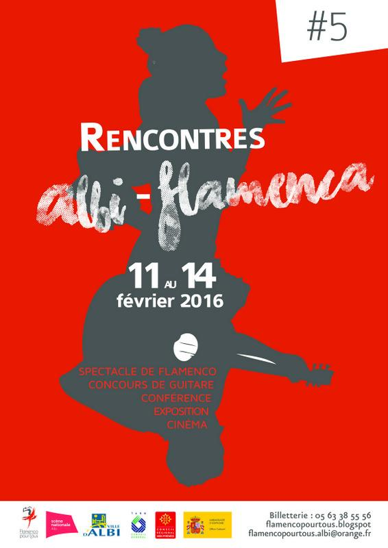 Rencontre albi flamenco