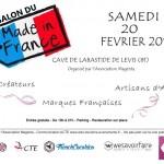 Labastide-de-Lévis : Salon du made In Tarn