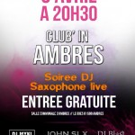 3ème édition du Club'In Ambres (c) Talza Events
