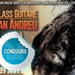 Le Garric : Master Class avec Christian Andreu (GOJIRA) à Cap Découverte / Concours DTT