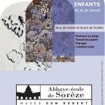Jeux de laines et bouts de ficelles (c) Abbaye-école de Sorèze