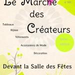 Marssac-sur-Tarn : Le Marché des Créateurs / Marché artisanal