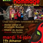 Concert-Hommage aux Frères Baschet (c) Conservatoire de Musique et de Danse du Tarn