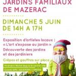 Portes ouvertes aux Jardins de Mazérac (c) Association les jardiniers de Mazérac
