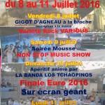Saint-Paul-Cap-de-Joux : Fetes generales de saint paul
