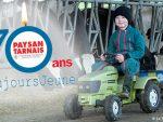 Vernissage de l'exposition « 70 ans d'agriculture tarnaise / © Le Paysan Tarnais