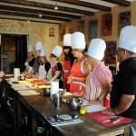 Les Cabannes : Cours de Cuisine à L'escale