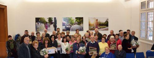 Concours des maisons et jardins fleuris 2016 / © Ville de Gaillac