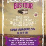 Gaillac : Rallye Bus Tour du primeur