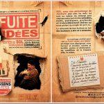 Giroussens : De la fuite dans les idées, soirée théâtre à but humanitaire à la Boulonnette