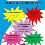 Lautrec : Randonnée pédestre pour le Téléthon