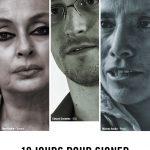 Solidarité : Amnesty International organise l'opération «10 jours pour signer» du 6 au 10 décembre à Albi, Carmaux et Gaillac