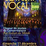 Sainte-Croix : Concert vocal à l'église