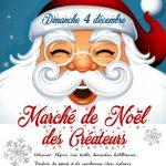 Labastide-Rouairoux : Marché de Noël des Créateurs à la Salle des fêtes