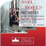 Sorèze : Noël, Noël, concert à l'Abbaye Ecole de Sorèze