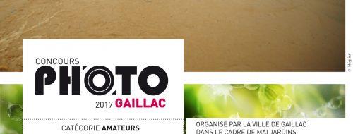 Concours de photos 2017, Gaillac / © DR