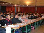 Conseil agglomération Rabastinois/Tarn et Dadou/Vère Grésigne- Pays Salvagnacois : Liste des vice-présidents et membres du bureau / © Ted