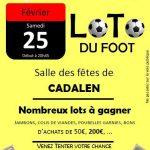 Loto foot cadalen (c) foot cadalen