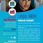Vaour : Longue Haleine, Magyd Cherfi en concert au Théâtre de la Commanderie