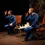 Carmaux : Les deux frères et les lions, spectacle à la Salle Bérégovoy