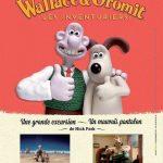 Lautrec : Wallace et Gromit : les inventuriers, projection à la Salle François Delga