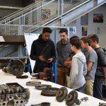 Découverte des métiers de l'automobile / ©CCI du Tarn
