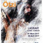 Lagrave : Ötzi l'homme des glaces, exposition temporaire au Centre Culturel