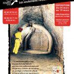 Lautrec : Mystérieux souterrains, exposition à la Mairie