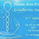 Graulhet : 6ème Forum Bien-être Graulhet en Tarn