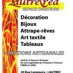 Inauguration boutique « LautreCréa » (c) LautreCréa