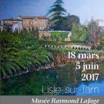 Lisle-sur-Tarn : L'Oeuvre gravé et la peinture Jean David Saban au Musée Raymond Lafage