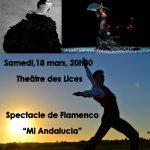 Albi : Rencontres Albi Flamenca, spectacle flamenco au Théâtre des Lices