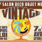 Albi : Salon du Vintage au Parc des Expositions