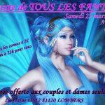 Lombers : Soirée mixte de tous les fantasmes au S Club