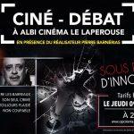 Albi : Sous peine d'innocence, ciné-débat en présence du réalisateur au Cinémovida Lapérouse