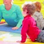 atelier yoga parent enfant centre odelys gail (c) ASSOCIATION YOGA-LYS AU CENTRE SANTE ODELYS