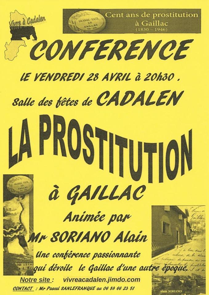 prostituée contact