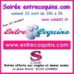 Lombers : Soirée libertine entrecoquins.com au S Club