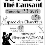 Thé dansant (c) Comité des fêtes et d'Animation culturelle de