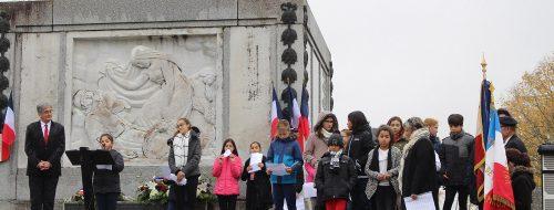 Commémoration armistice du 11 novembre / © Ville de Carmaux