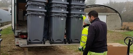 La collecte des déchets ménagers et recyclables évolue en 2018 / © VIlle de Couffouleux