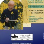 Anniversaire 110 ans naissance de Dom Robert (c) Abbaye-école/Musée Dom Robert