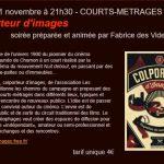 Colporteur d'images Courts-metrages (c) Café PLUM