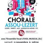 Concert de chorales (c) Chorale Assou Lezert