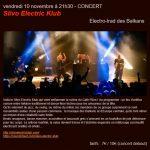 Concert Slivo Electric Klub (c) Café PLUM