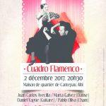 Cuadro flamenco (c) association flamenco pour tous
