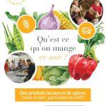 Défi Alimentation Locale en Centre Tarn (c) COMMUNAUTÉ DE COMMUNES CENTRE TARN SERVICE EN